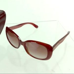 Marc Jacobs Brown OverSized Round Sunglasses